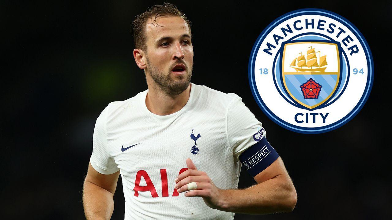 Harry Kane (Tottenham Hotspur) - Bildquelle: 2021 Getty Images