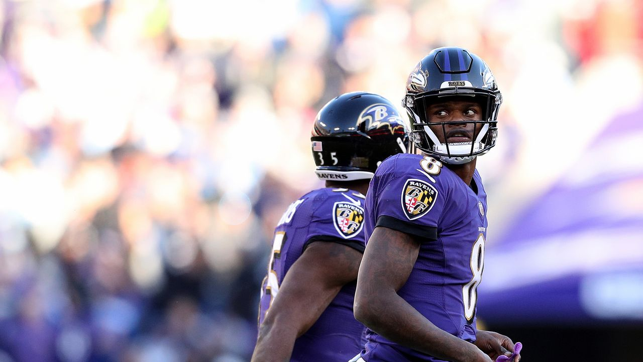 Baltimore Ravens - Bildquelle: 2019 Getty Images