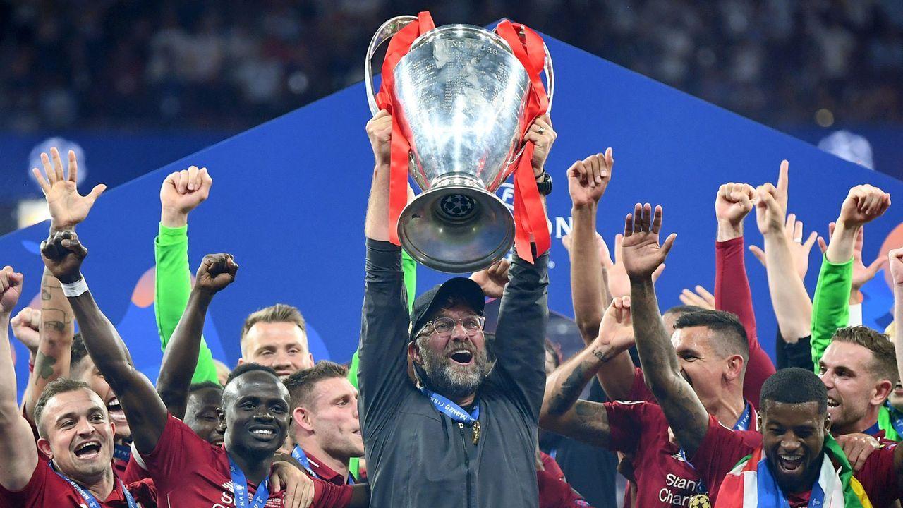 Jürgen Klopp (Borussia Dortmund/FC Liverpool) - Drei Teilnahmen - Bildquelle: 2019 Getty Images