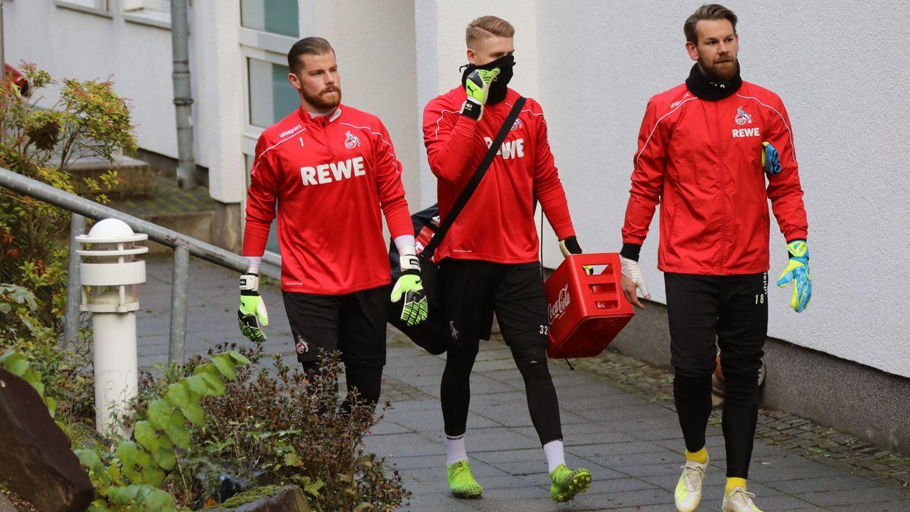 1. FC Köln - Bildquelle: imago images/Eduard Bopp