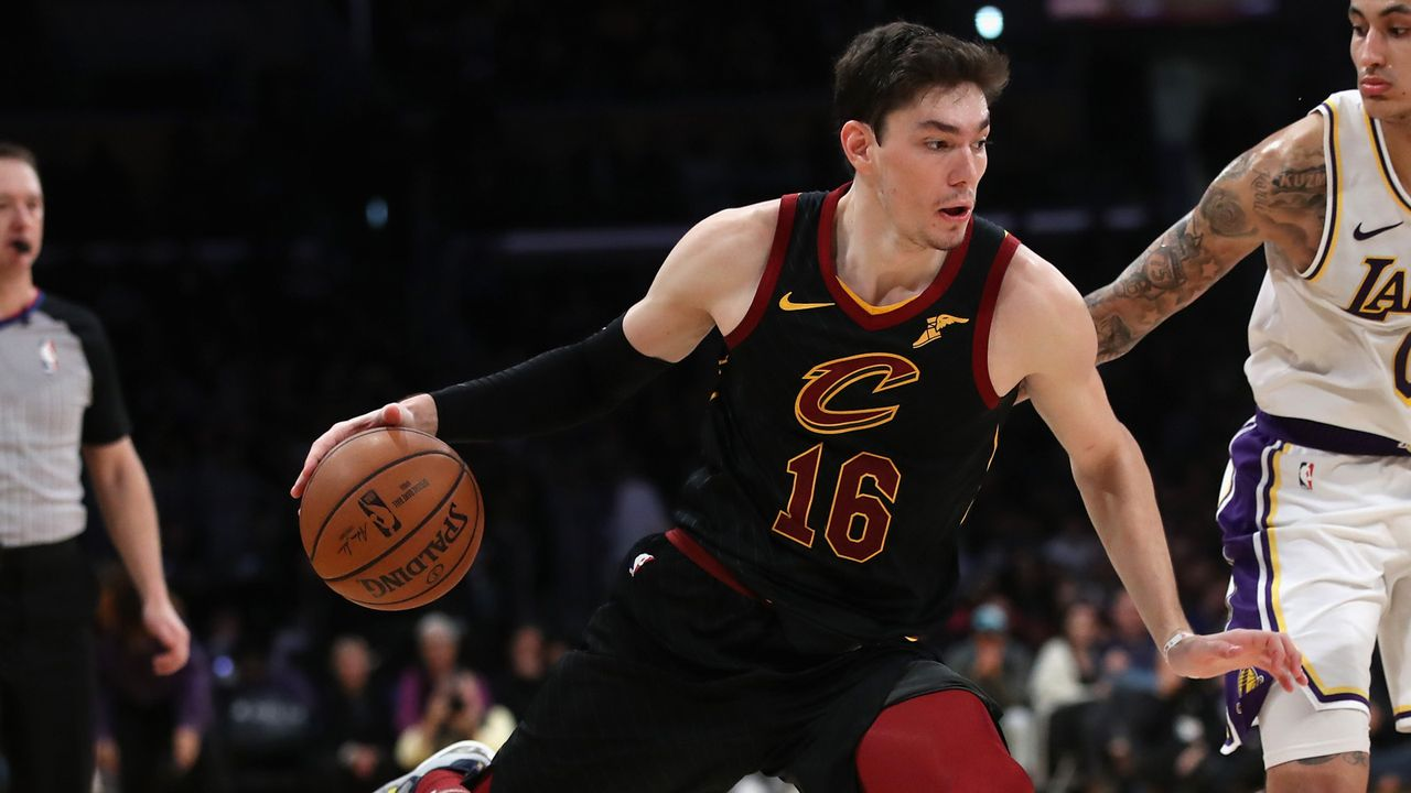 Cedi Osman (Türkei) - Bildquelle: 2019 Getty Images