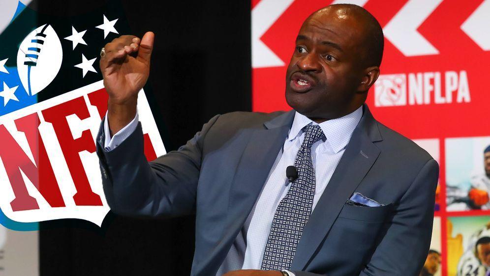 Executive Director der NFLPA: DeMaurice Smith - Bildquelle: imago