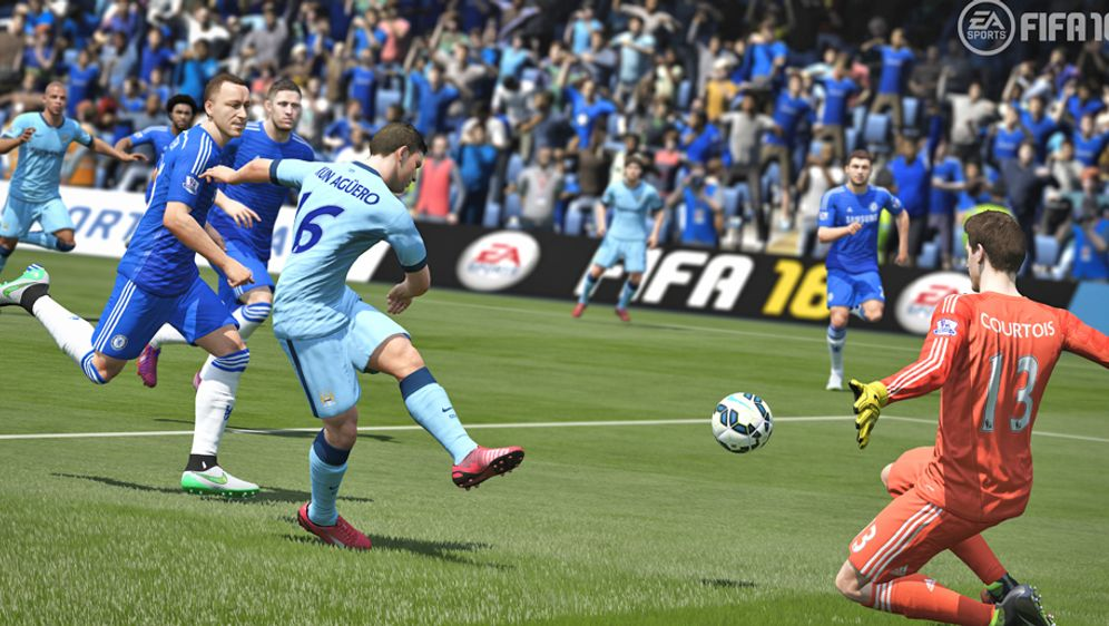 Die FIFA-16-Demo erscheint am 8. September - Bildquelle: EA Sports