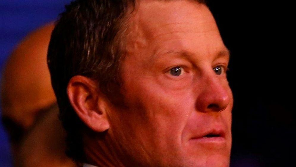 Lance Armstrong nahm 1996 Wachstumshormone ein - Bildquelle: AFPGETTY SIDChristian Petersen