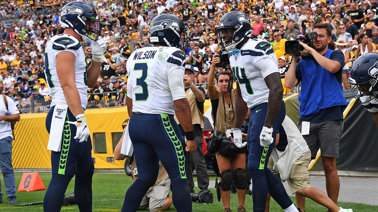 Sit: Rushing-Offense Seattle Seahawks - Bildquelle: Getty Images