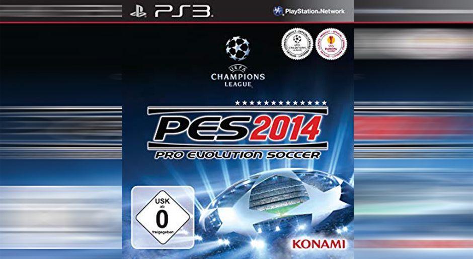 PES 2014 - Bildquelle: Konami