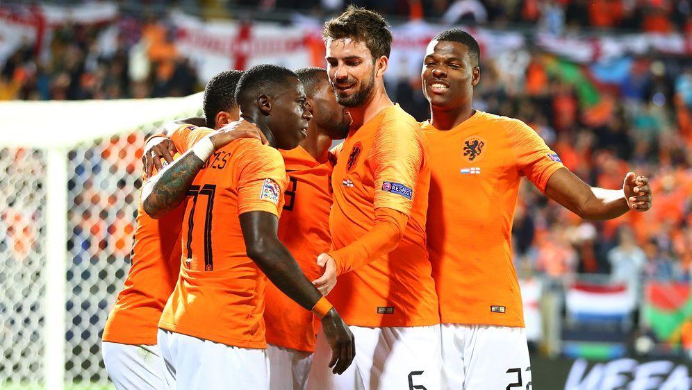 Die Niederlande fordern Portugal im Finale der Nations League. - Bildquelle: Getty Images