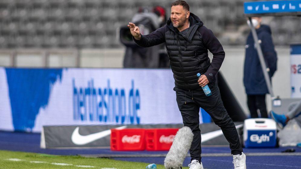 Sechs Spiele in 20 Tagen: Hertha BSC-Trainer Pal Dardai - Bildquelle: Imago