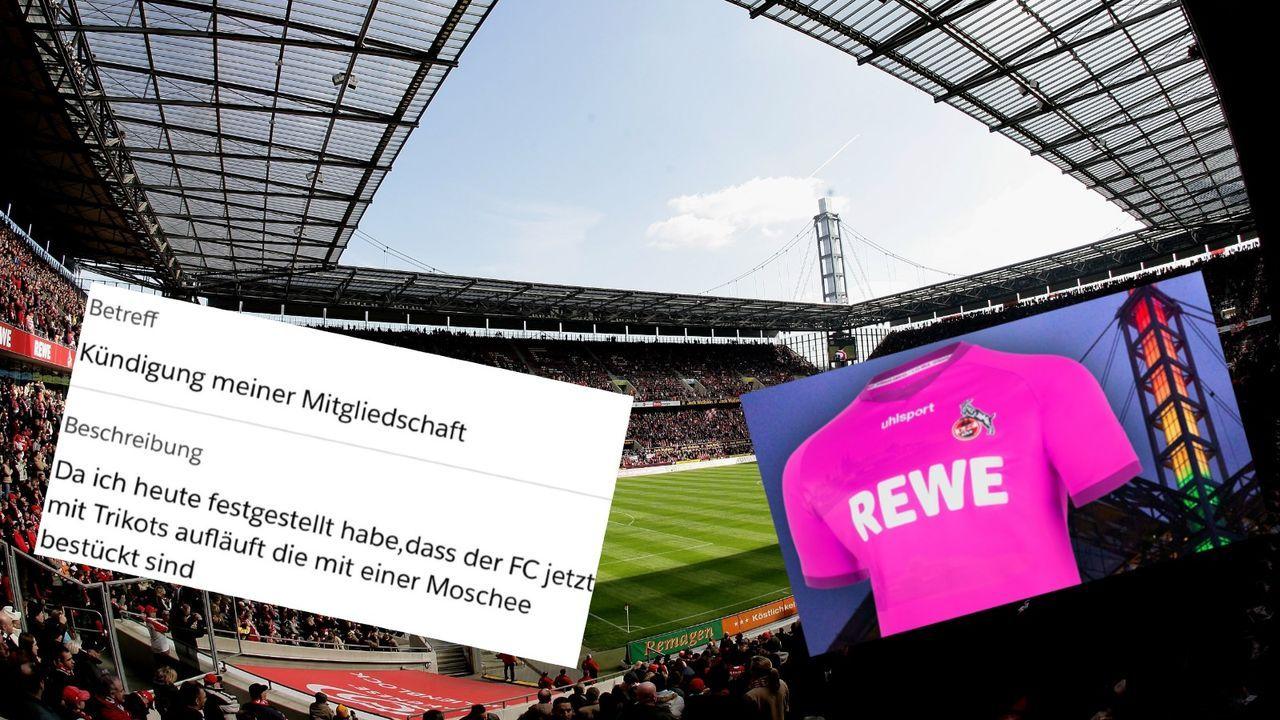 1. FC Köln kontert rassistische Kündigung eines Mitglieds - Bildquelle: getty