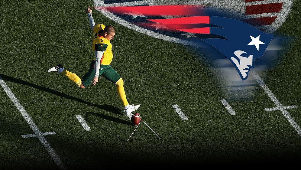 Nick Folk könnte sein NFL-Comeback bei den Patriots geben - Bildquelle: getty