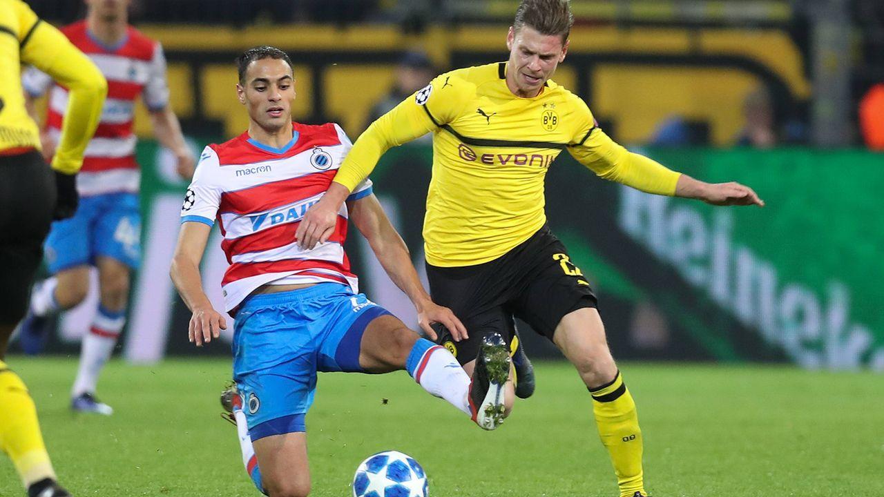 28. November 2018: Piszczek wird zum CL-Rekordspieler des BVB - Bildquelle: Imago Images