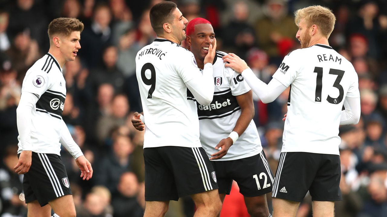 FC Fulham - Bildquelle: 2019 Getty Images