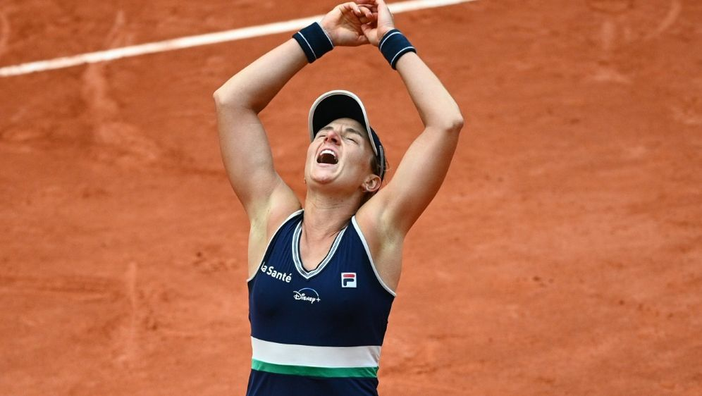 Nadia Podoroska steht im Halbfinale der French Open - Bildquelle: AFPSIDANNE-CHRISTINE POUJOULAT