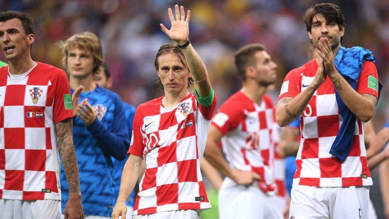 Kroatien trauert - Bildquelle: 2018 Getty Images