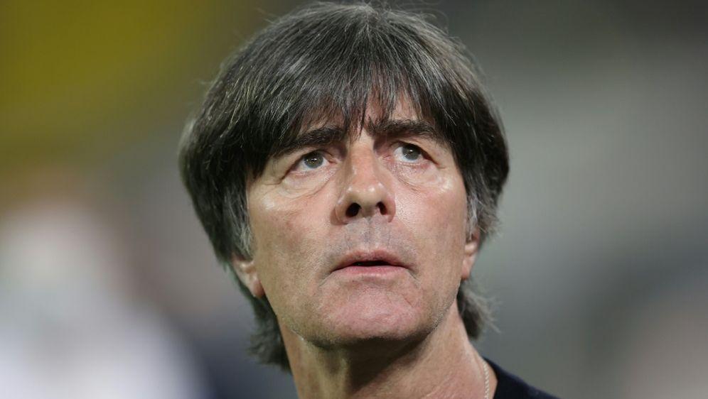 Joachim Löw trainiert den DFB bei der EM zum letzten Mal - Bildquelle: FIROFIROSIDJürgen Fromme