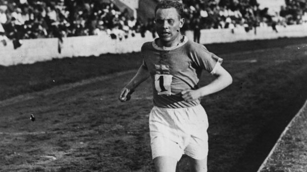 Paavo Nurmi - Bildquelle: getty