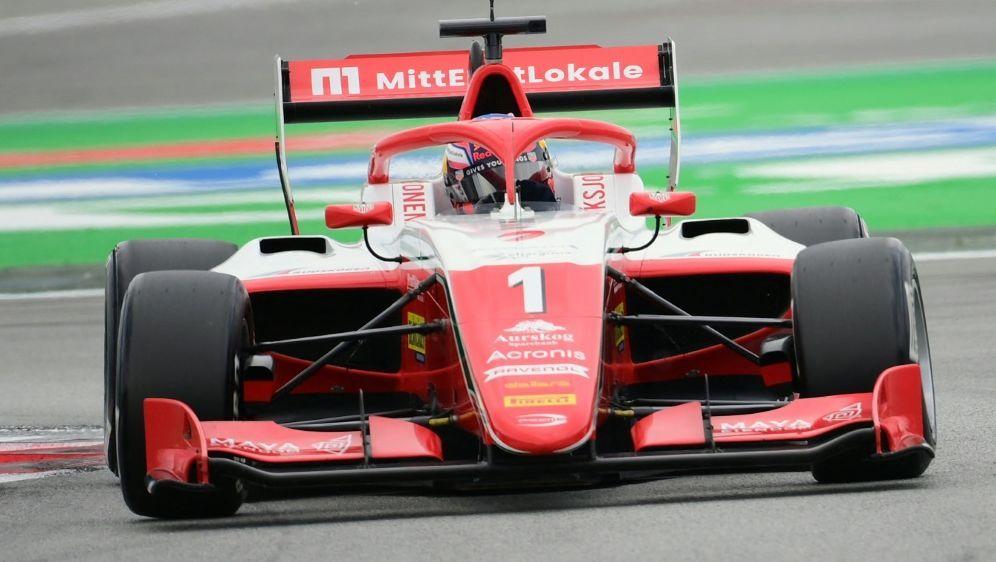 Formel 3: Hauger holt sich vorzeitig den Titel - Bildquelle: AFPSIDLLUIS GENE