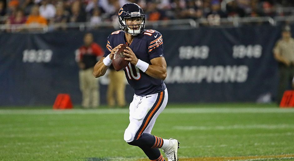 Mitchell Trubisky (Chicago Bears) - Bildquelle: 2017 Getty Images