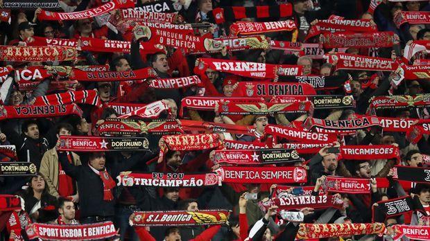 Benfica Lissabon - Bildquelle: imago/VI Images