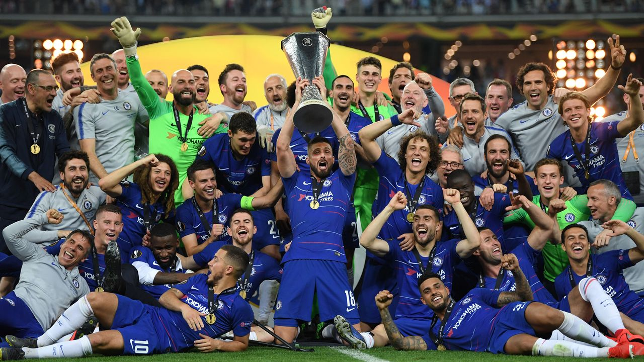 Topf 1: FC Chelsea - Bildquelle: 2019 Getty Images
