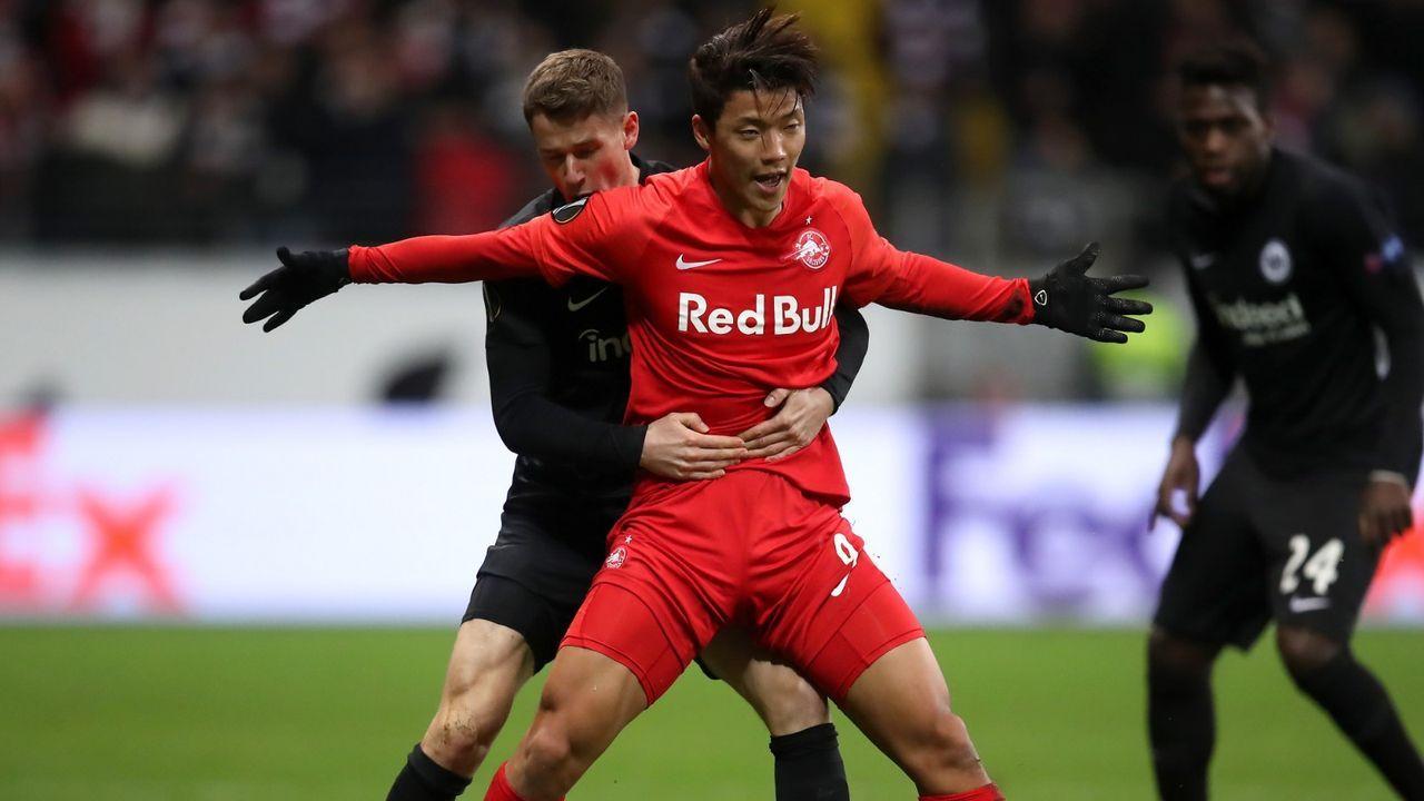 Hee-Chan Hwang (RB Leipzig) - Bildquelle: Getty