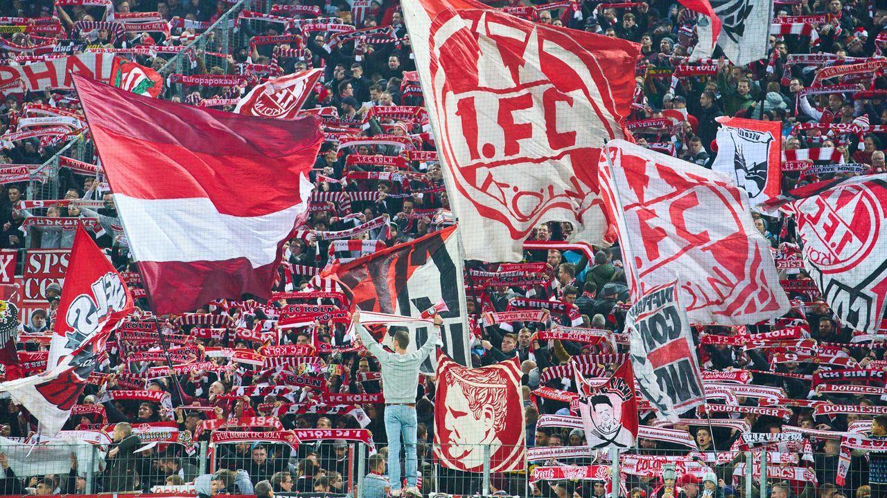 1. FC Köln - Bildquelle: imago images/ActionPictures