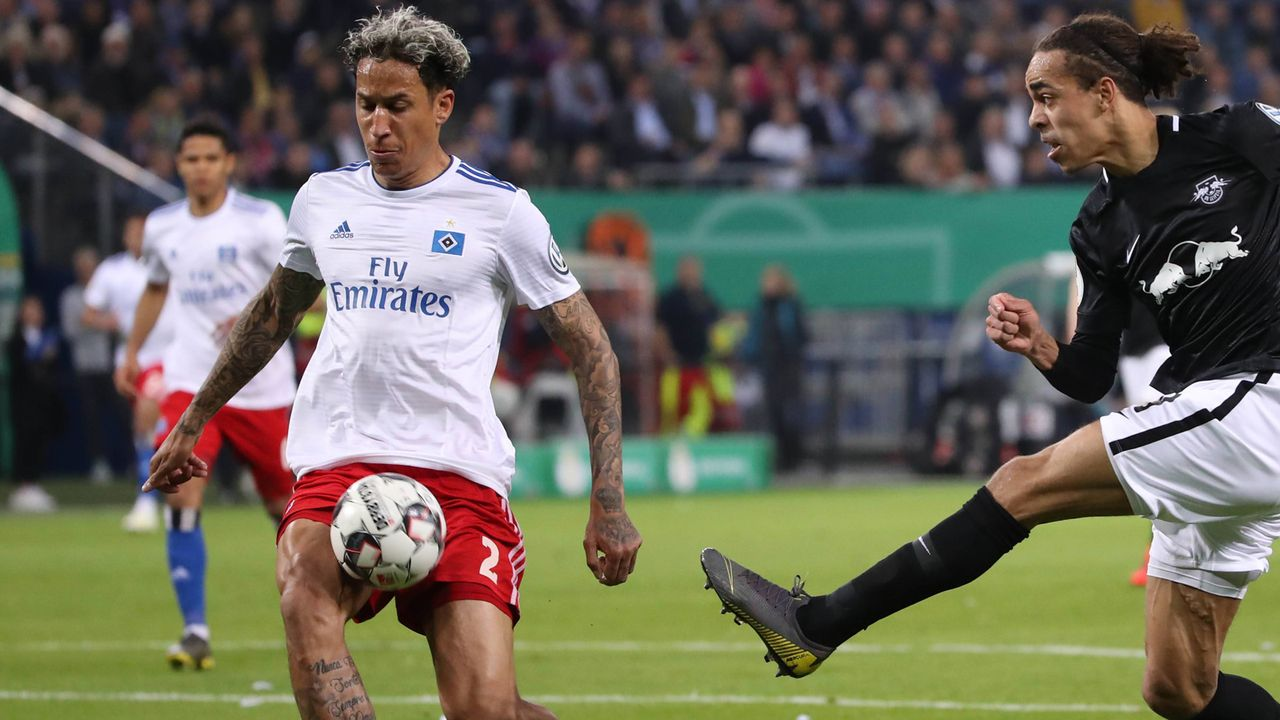 Leo Lacroix (Hamburger SV) - Bildquelle: Imago