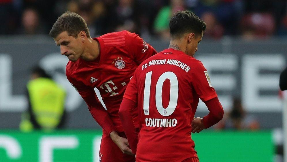 Müller und Coutinho stehen in der Startelf - Bildquelle: FIROFIROSID
