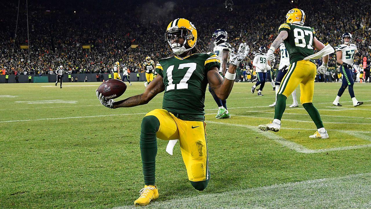 Davante Adams (Green Bay Packers) - Bildquelle: 2020 Getty Images