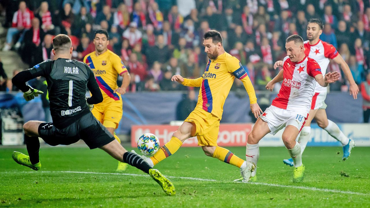 Gruppenphase, 3. Spieltag: Lionel Messi (FC Barcelona) - Bildquelle: 2019 Getty Images