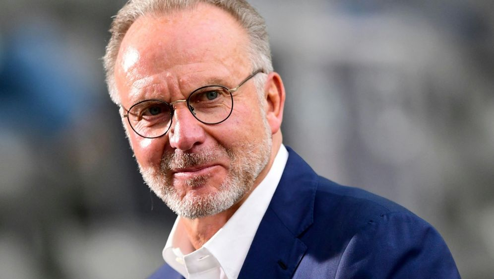 Rummenigge ist gegen einen WM-Boykott - Bildquelle: AFPSIDROBERT MICHAEL