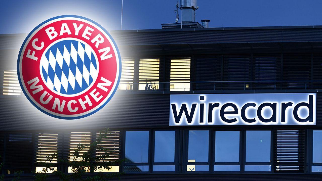 FC Bayern entgeht Wirecard-Debakel nur knapp - Bildquelle: Getty Images