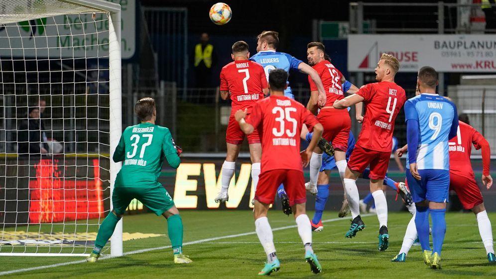 Dotschew und seine Kölner verpassen den vierten Tabellenplatz - Bildquelle: imago