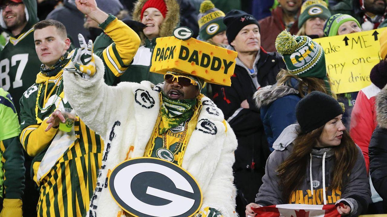 Green Bay Packers  - Bildquelle: imago images/UPI Photo