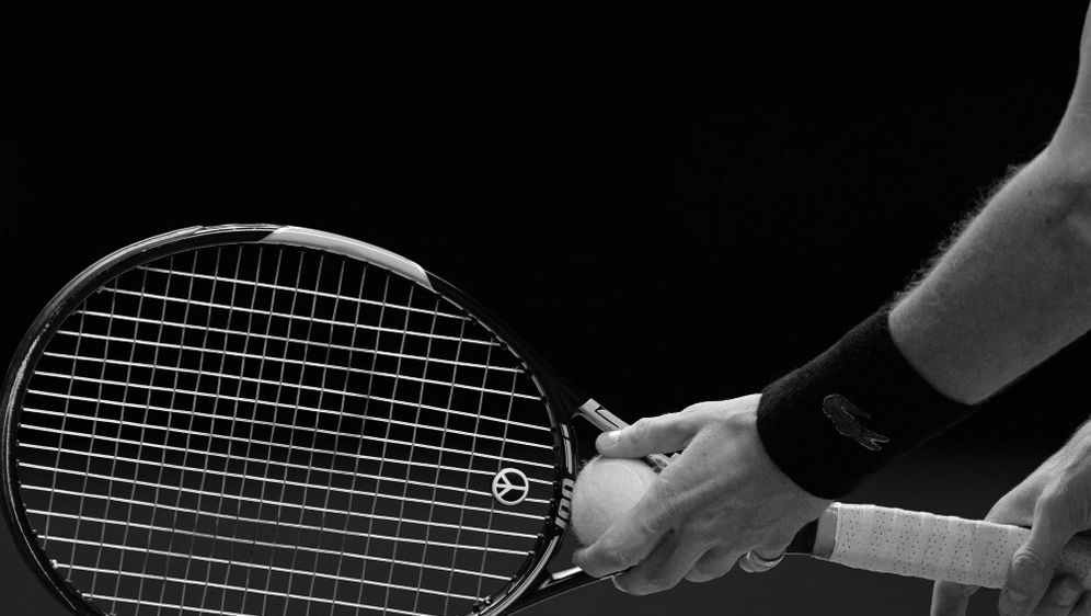 Tennis-Trainer Bob Brett stirbt im Alter von 67 Jahren - Bildquelle: AFPSIDGLYN KIRK