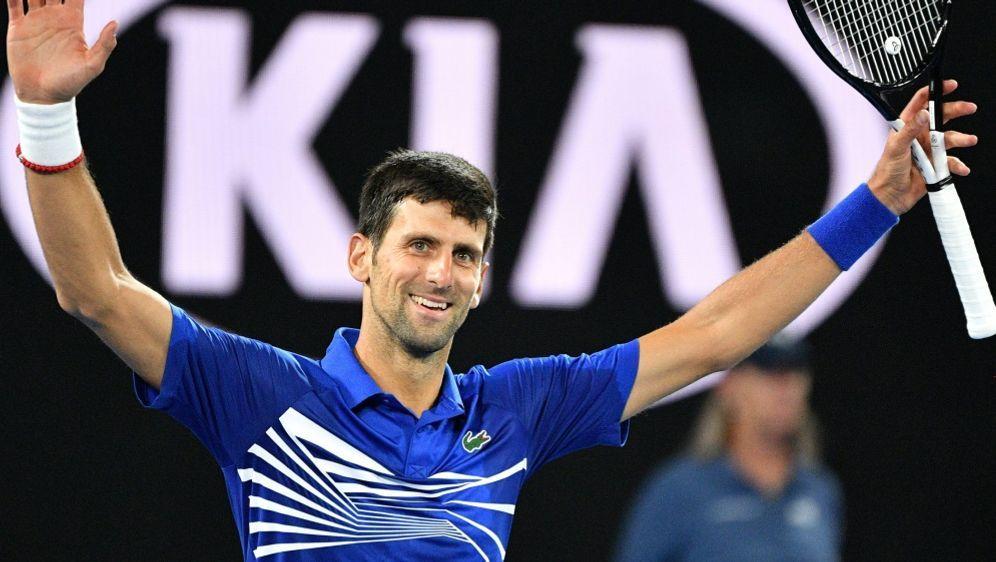 Novak Djokovic gewinnt die Australian Open gegen Nadal - Bildquelle: AFPSIDSAEED KHAN