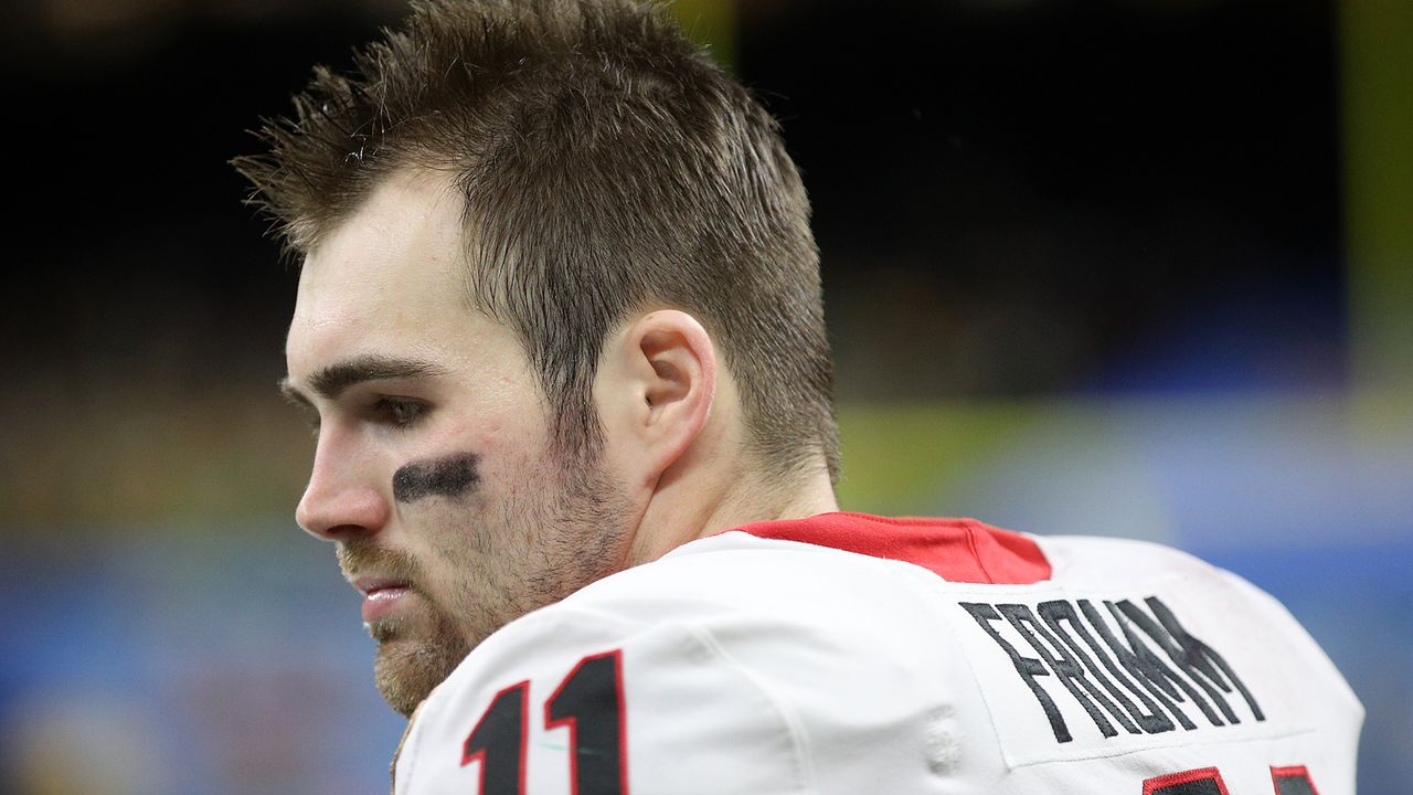 Jake Fromm (Buffalo Bills) - Bildquelle: 2020 Getty Images