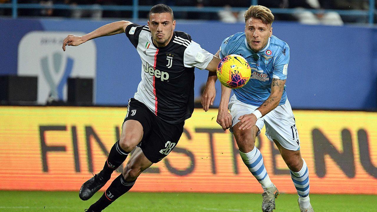 Merih Demiral (Juventus Turin) - Bildquelle: Getty Images
