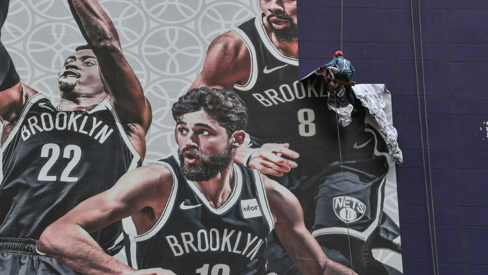 NBA-Test in Shanghai soll stattfinden - Bildquelle: AFPSIDHECTOR RETAMAL