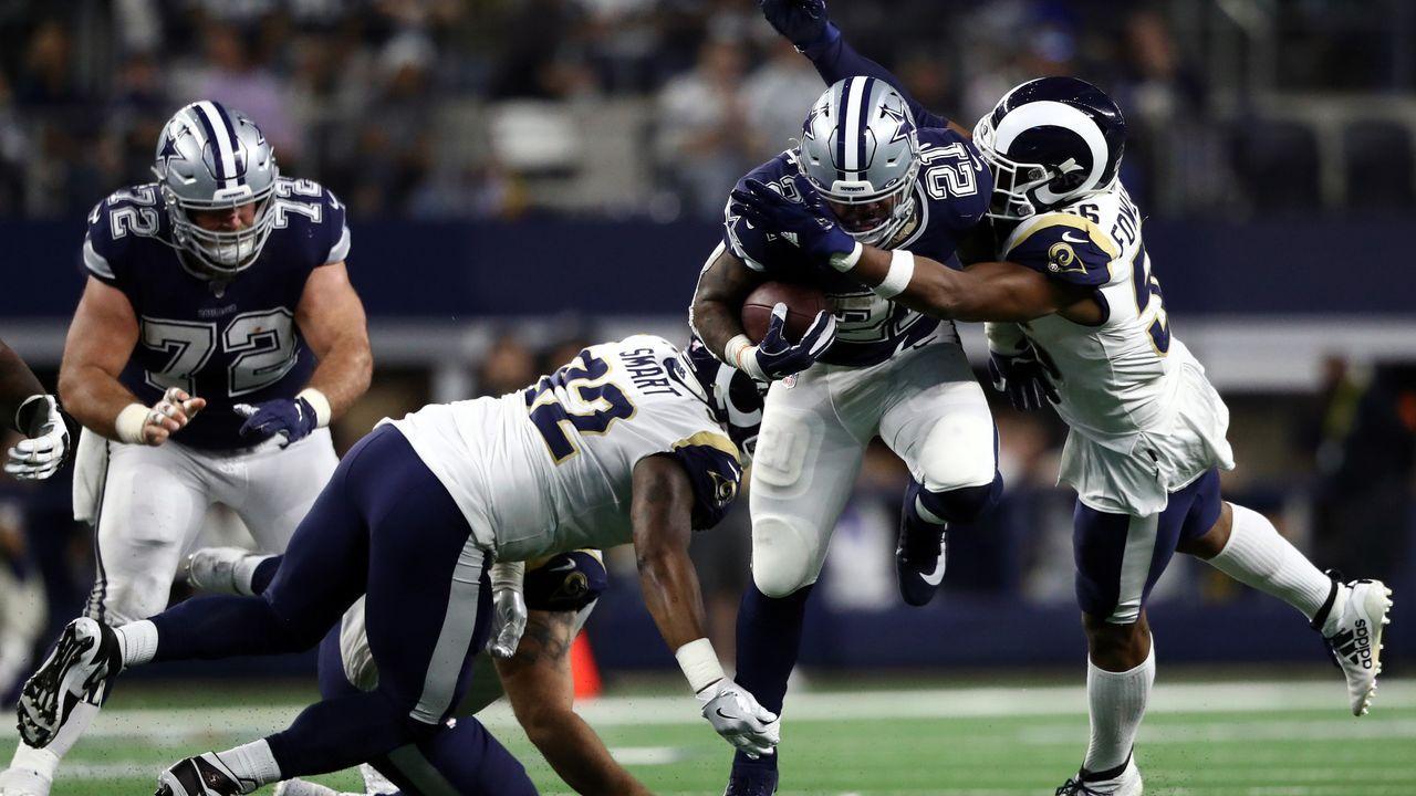 1. Spieltag: Dallas Cowboys @ Los Angeles Rams - Bildquelle: 2019 Getty Images