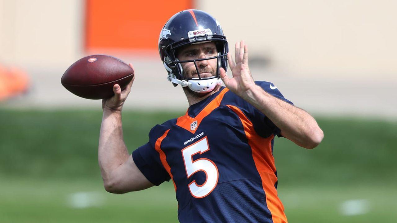 Denver Broncos: Joe Flacco - Bildquelle: Denver Broncos