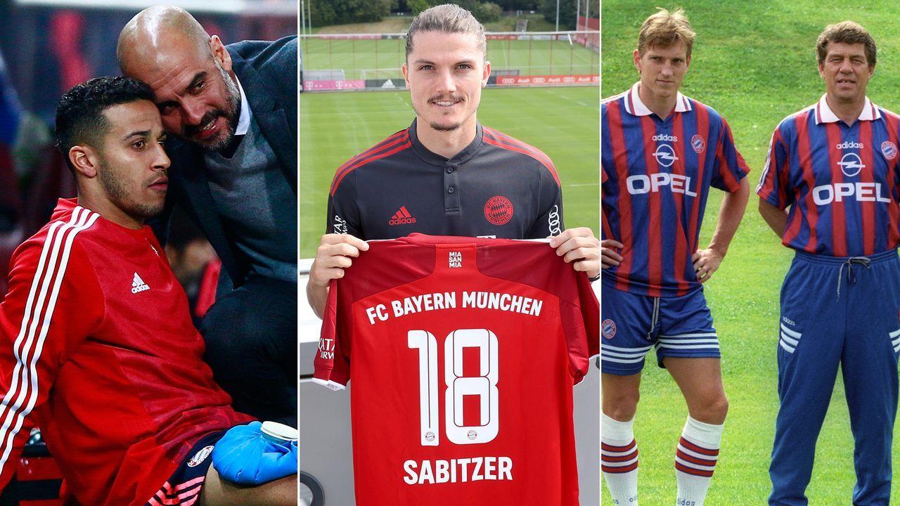 Sabitzers Vorgänger: So lief es für die Wunschspieler der Bayern-Trainer - Bildquelle: Getty Images/Imago