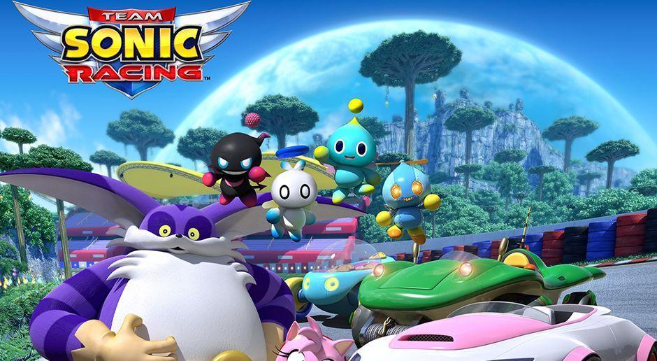Team Sonic Racing - Bildquelle: SEGA