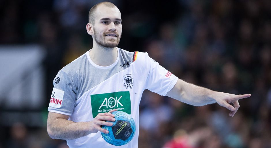Maximilian Janke (SC DHfK Leipzig) - Bildquelle: 2018 Getty Images