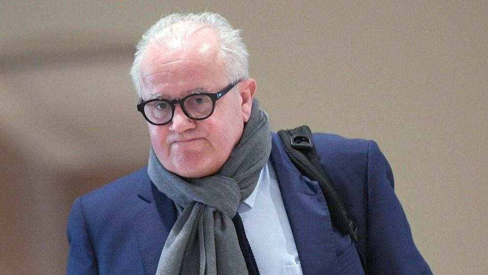 Fritz Keller äußert sich zu Seiferts Abschied - Bildquelle: ARNE DEDERTPOOLAFPARNE DEDERTPOOLAFPARNE DEDERT
