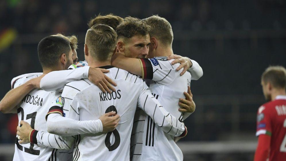 DFB-Elf will den Gruppensieg - Bildquelle: AFPSIDINA FASSBENDER
