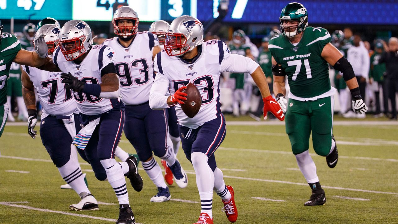 Defense: New England Patriots  - Bildquelle: imago images/ZUMA Press