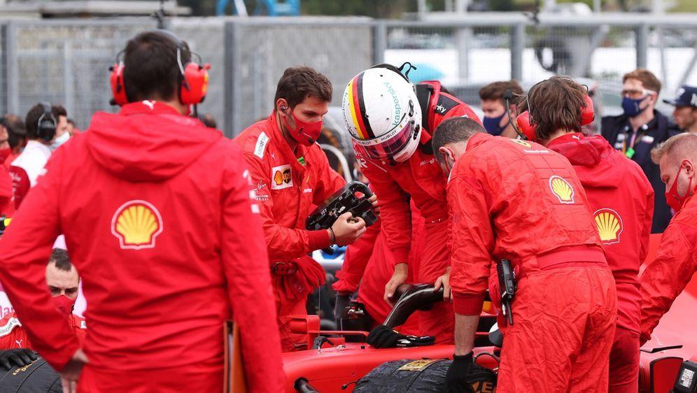 Motorsport-Teameigentümer Peter Mücke empfiehlt seinem ehemaligen Schützling... - Bildquelle: Motorsport Images