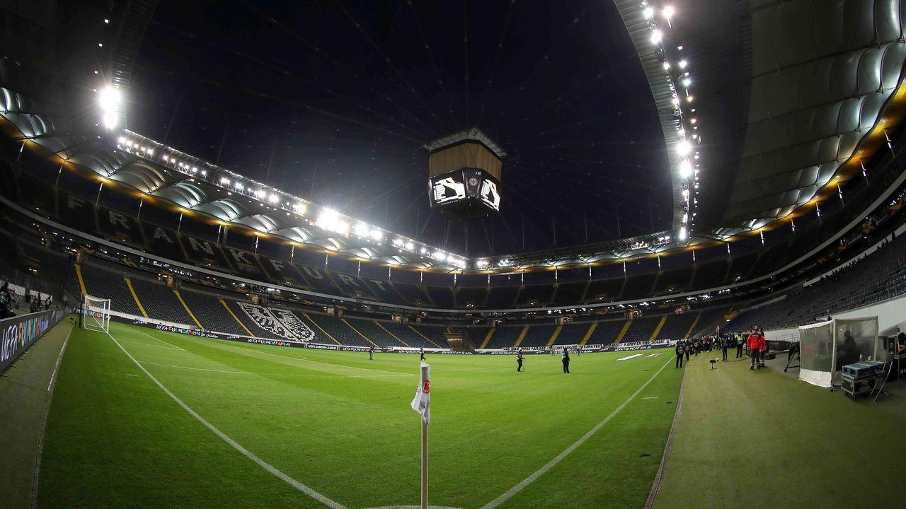 Eintracht Frankfurt - Bildquelle: imago images/osnapix