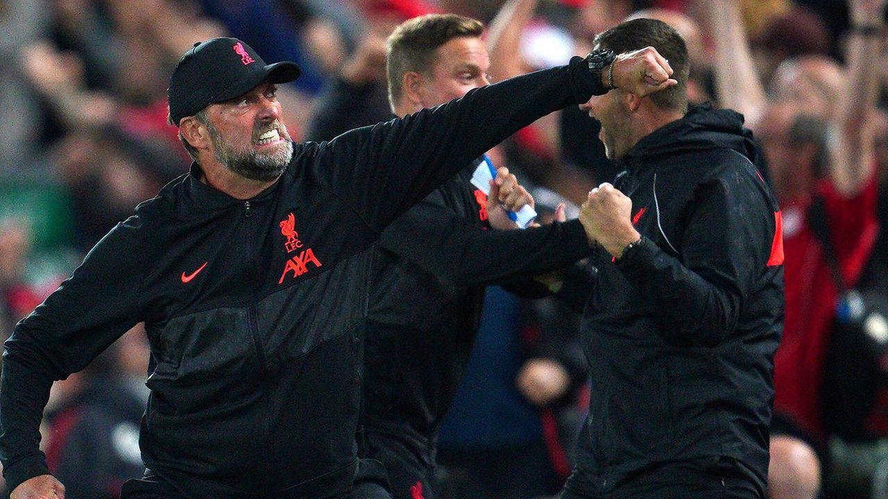 Liverpool bringt's nach Hause - Bildquelle: 2021 imago